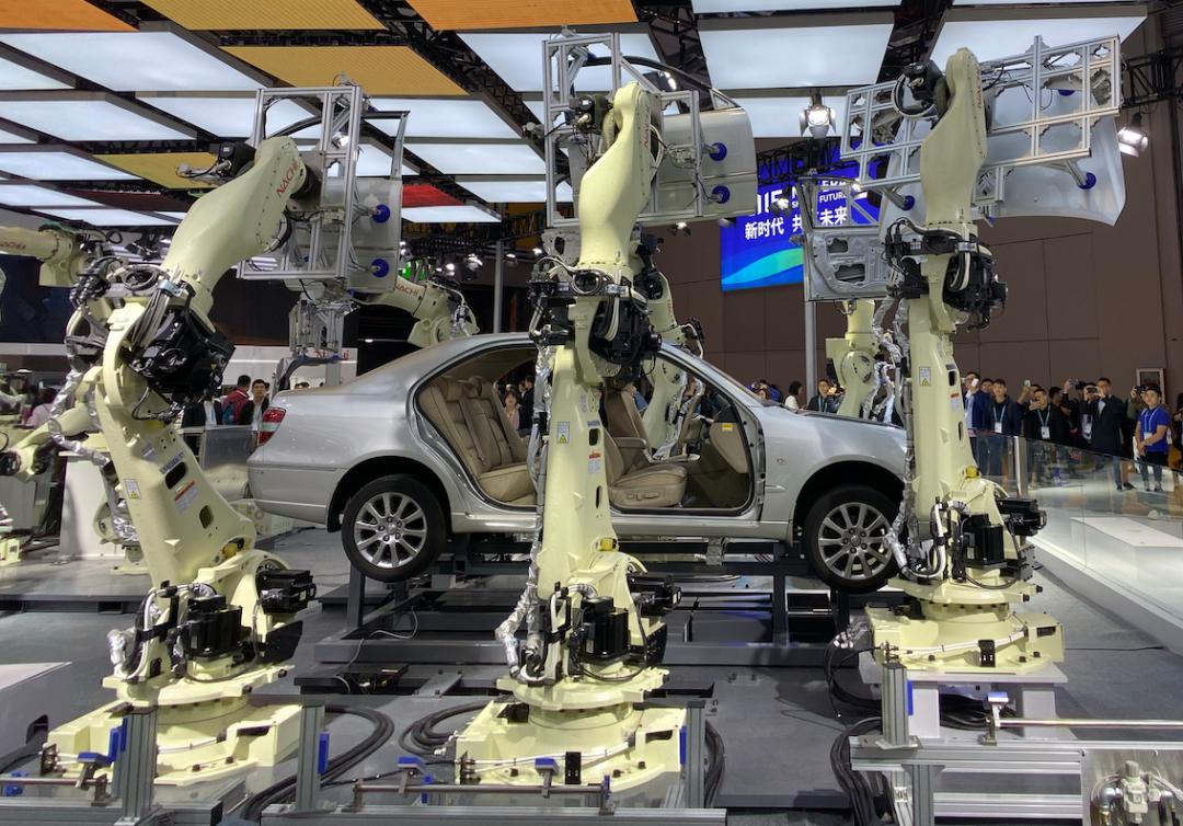 工业机器人1