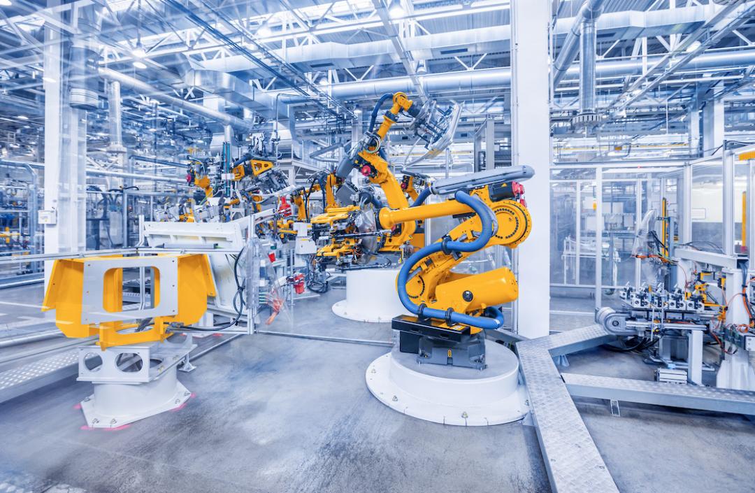 工业机器人7