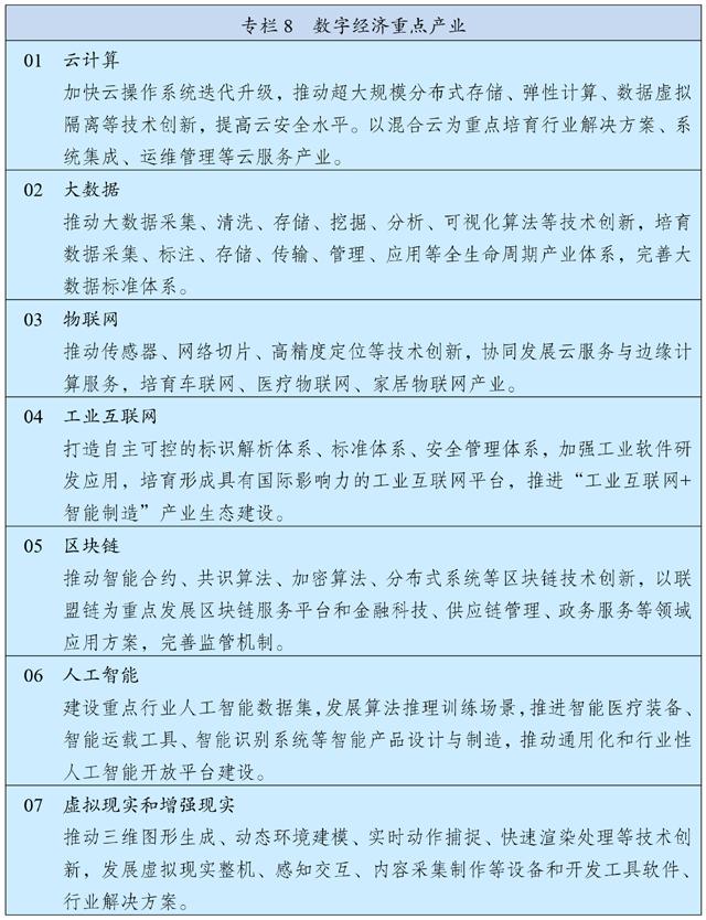 数字化转型白皮书(2021)(一)_数字化转型的内涵及数字经济框架插图(1)